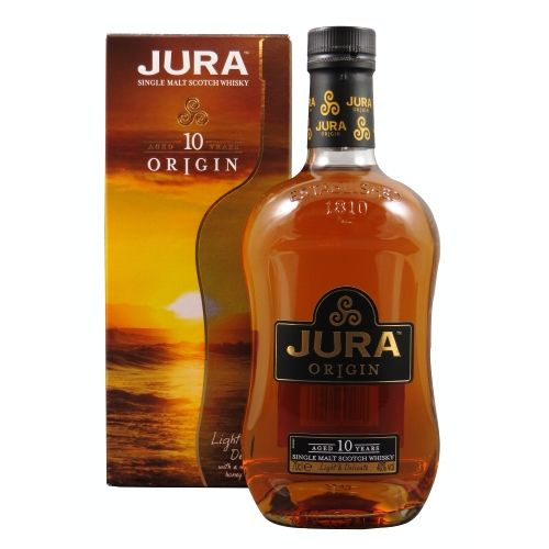 Isle of Jura - 40% vol. – 10 Jahre - 0,7 Liter*