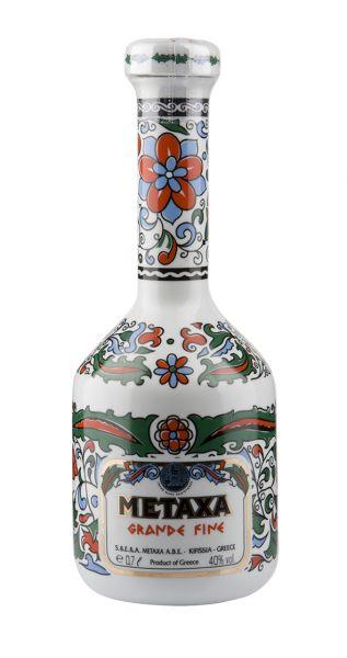 Metaxa Grande Fine - 40%vol. - 0,7 Ltr. Flasche