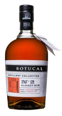 Botucal Distillery Collection - No. 2 Batch Barbet Rum 47%