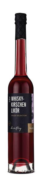 Whisky Kirschen Likör