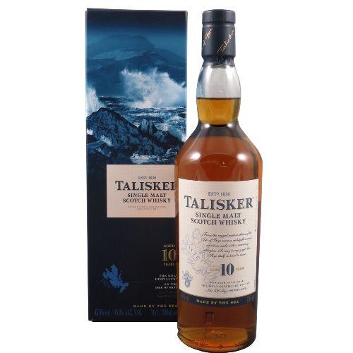 Talisker - 45,8% vol. – 10 Jahre - 0,7 Liter*