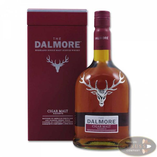 Dalmore Cigar Malt - 44% vol. – 0,7 Liter*