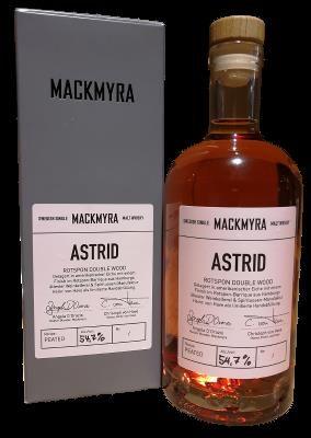 Mackmyra Rotsporn ASTRID