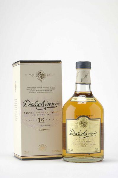 Dalwinnie - 43% vol. – 15 Jahre - 0,7 Liter*