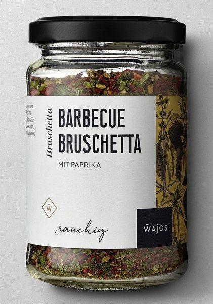 BARBECUE BRUSCHETTA