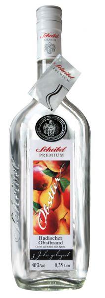 Premium Badischer Obstbrand 0,35l