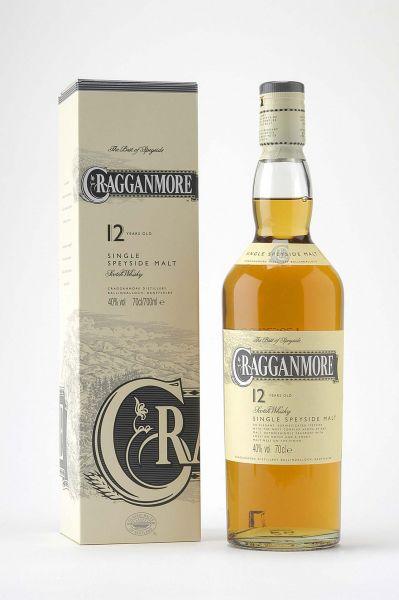 Cragganmore / 40% vol. / 12 Jahre / Inhalt: 0,7 Liter*