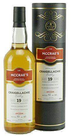 Craigellachie 19 Years