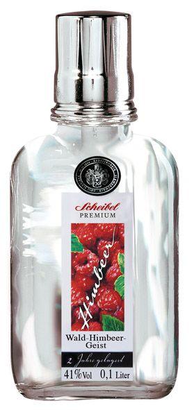Premium Waldhimbeer-Geist 0,1l