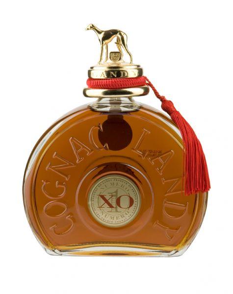 Cognac Landy XO - 40%vol. - 0,7 Ltr. Flasche