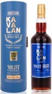 KAVALAN Solist Vinho 0,7 Ltr., 58,6% vol