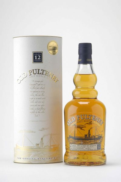 Old Pulteney - 40% vol. – 12 Jahre - 0,7 Liter*