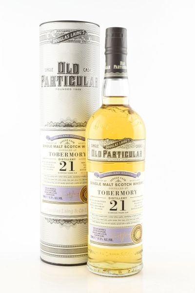Tobermory Old Particular 21J-1994/2015