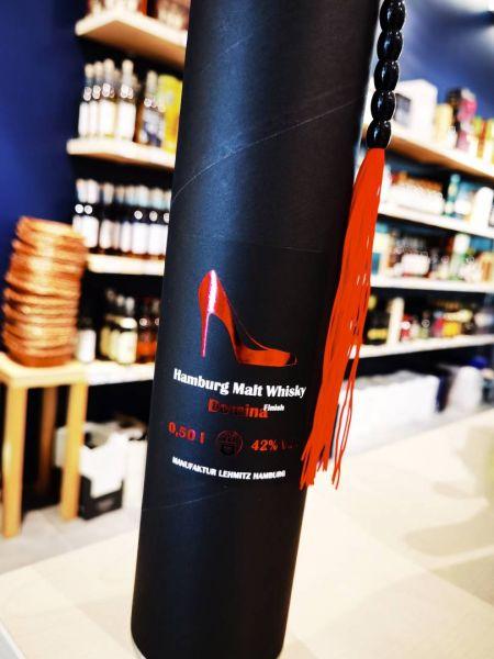 Hamburg Malt Whisky mit Domina Finish