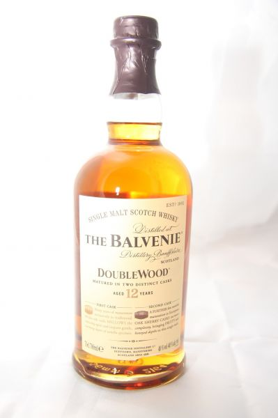 Balvenie Double Wood / 12 Jahre / 40% vol.*