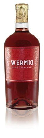 Wermio Rose Vermouth 19% vol.