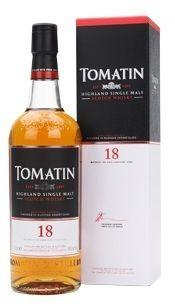 Tomatin 18 Years Old Malt 46%