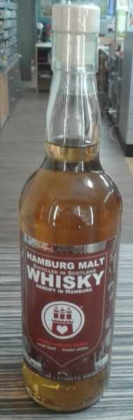 Hamburg Malt Whisky Pedro Ximenez Finish