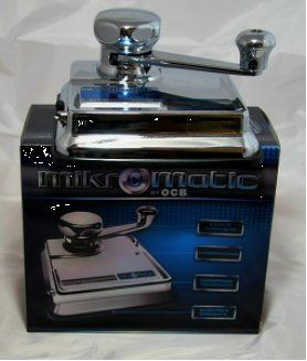 Mikromatic - Mini Top-o-Matic Zigarettenstopfmaschine