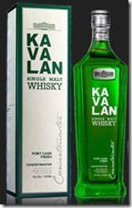 KAVALAN Concertmaster 0,7 Ltr., 40% vol