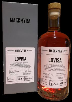 Mackmyra Rotsporn LOVISA