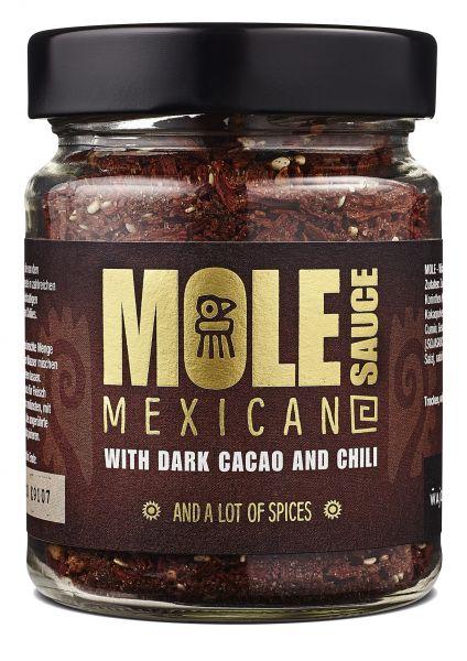 Mole Mexican Sauce